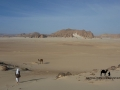Desert plain, Sinai, Go tell it on the mountain_result