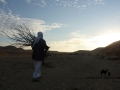 Gathering wood, Sinai, Go tell it on the mountain._result