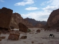 Rainbow Canyon, Sinai, Go tell it on the mountain._result