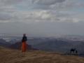 Bedouin guide, Jebel el Deir, Go tell it on the mountain