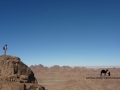 Jebel Jadayla, Sinai, Go tell it on the mountain_result