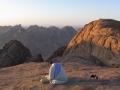 Jebel Safsafa, Sinai, Go tell it on the mountain_result