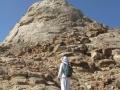 Jebel Salla summit, Wadi Feiran, Go tell it on the mountain_result