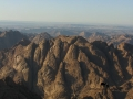 Jebel el Deir, from Mt Sinai, Go tell it on the mountain