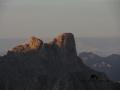 Twilight on Jebel el Ojar, Sinai, Go tell it on the mountain