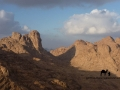 View from Jebel Suna, Sinai, Go tell it on the mountain