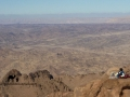View to Elwa Ajramaya, Sinai, Go tell it on the mountain