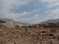 Wadi Iqne, walking north, Go tell it on the mountain_result