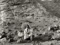 Bedouin man, Sinai, Go tell it on the mountain