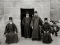 Monks, Sinai, Go tell it on the mountain