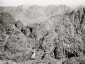 Mountain man, Sinai, Go tell it on the mountain
