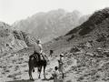 Naqb el Hawa, Sinai, Go tell it on the mountain