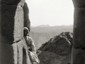 Pilgrim's arch, Sinai, Go tell it on the mountain