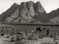 Plain of El Raha, Sinai, Go tell it on the mountain