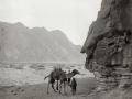 Wadi Mukattab, Sinai, Go tell it on the mountain