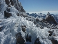 Ice crystals, Jebel Katherina, Sinai, Go tell it on the mountain_result