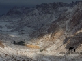 Monastery of St Katherine with snow, Sinai, Go tell it on the mountain_result