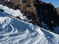 Snow patterns, Sinai, Go tell it on the mountain