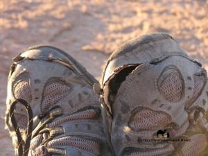 Boots, Sinai, Go tell it on the mountain