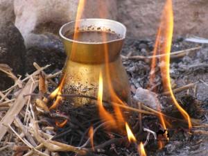 Making tea, Sinai, Go tell it on the mountain_result