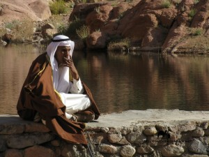Sheikh, Sinai, Go tell it on the mountain_result
