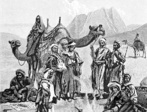 Bedouin, Mount Sinai, Go tell it on the mountain