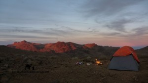 Camping in Sinai, Go tell it on the mountain_result