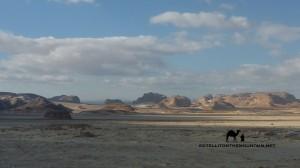 Jebel Mutamir ranges, Sinai, Go tell it on the mountain