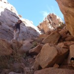 Jebel Zibb Rubi, exploring
