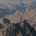 Mount Sinai with chapel, Go tell it on the mountain_result