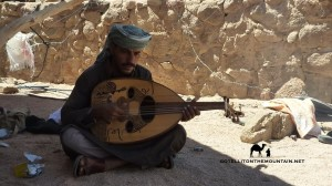 Oud, Sinai, Go tell it on the mountain_result