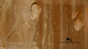 Pharaonic tablet, Wadi Maghara, Go tell it on the mountain_result