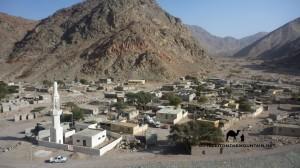 Seil Aleyat, Wadi Feiran, Go tell it on the mountain_result