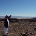 Serabit el Khadem, Bedouin guide, Go tell it on the mountain_result