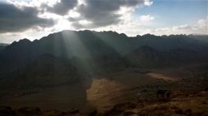 Wadi Raha, Sinai, Go tell it on the mountain_result