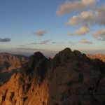 Jebel Bab el Dunya, Sinai, Go tell it on the mountain