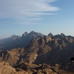 Jebel Hadana, Sinai, Go tell it on the mountain