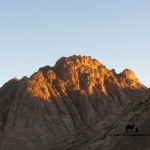 Jebel Rabba, Sinai, Go tell it on the mountain