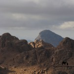 Jebel Tarbush, Sinai, Go tell it on the mountain
