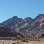 Jebel Thebt, Sinai, Go tell it on the mountain