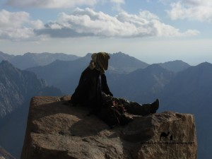 Masba Abu Garun, Go tell it on the mountain