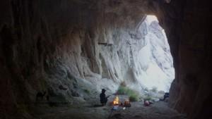 Ghoul's Cave, Sinai, Ben Hoffler