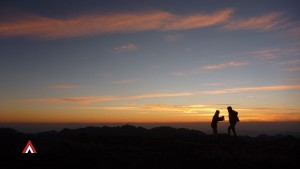 Jebel Abbas Basha hikers, Three Peaks Egypt, Ben Hoffler
